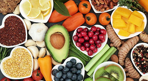 Body-Renewer-Peace-with-food-Plates-full-of-healthy-colourful-food